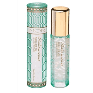 mor little luxuries bohemienne perfume oil expressions