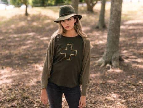 stella-gemma-forest-gold-cross-long-sleeve-t-shirt-expressions-1
