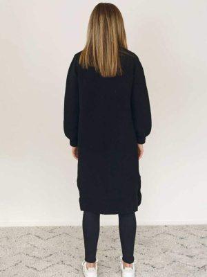 cardigan-black-longliner-model-fashion-hello-friday-expressions-1