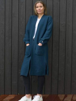 cardigan-peacock-longliner-model-fashion-hello-friday-expressions