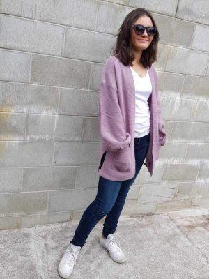 cardigan-shorty-mauve-model-fashion-hello-friday-expressions