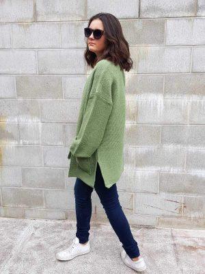 cardigan-shorty-sage-model-fashion-hello-friday-expressions