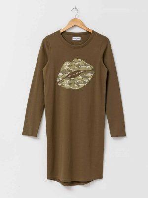 stella-gemma-dress-SGWF2051-jolie-olive-camo-lips-expressions