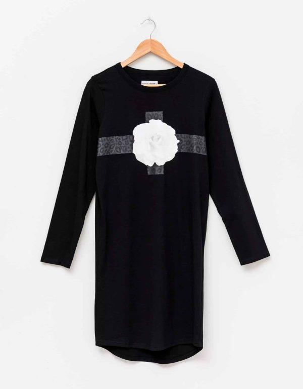 stella-gemma-dress-SGWF2052-jolie-black-fierce-floral-expressions