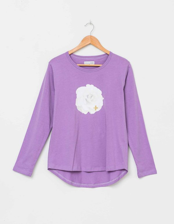stella-gemma-long-sleeve-tee-SGTS3083-lilac-rose-expressions