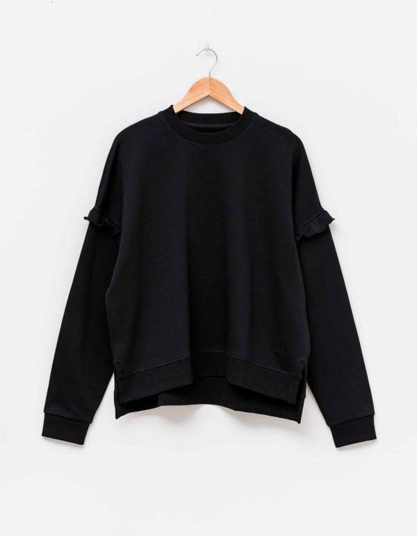 stella-gemma-sweater-ruffle-lexi-black-SGSW8000-expressions