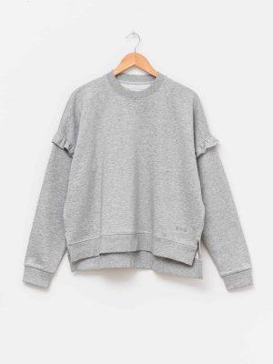 stella-gemma-sweater-ruffle-lexi-grey-SGSW8001-expressions
