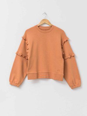 stella-gemma-sweater-abi-ruffles-sandstone-SGSW8010-expressions
