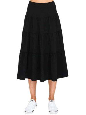 3rd-story-clothing-piper-skirt-black-1358B-expressions-nz-1