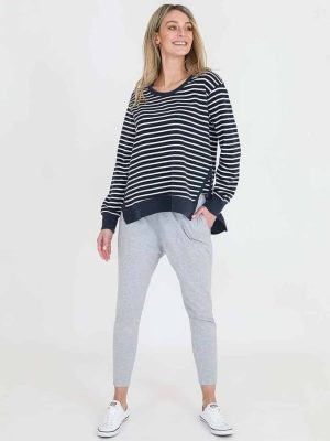 3rd-story-clothing-ulverstone-sweater-indigo-stripe-2107IS-expressions-nz