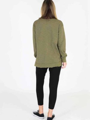 3rd-story-clothing-ulverstone-sweater-sage-2107S-expressions-nz-1