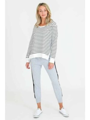 3rd-story-clothing-ulverstone-sweater-white-stripe-2107-expressions-nz