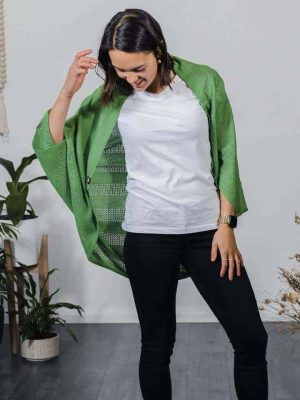 hello-friday-clothing-glow-peagreen-cardigan-expressions-pea-green