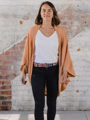 hello-friday-clothing-glow-sandstone-cardigan-expressions