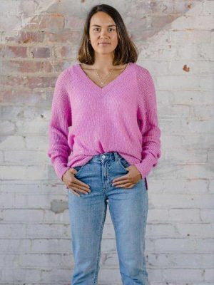 hello-friday-clothing-sophia-mohair-wool-sweater-violet-expressions