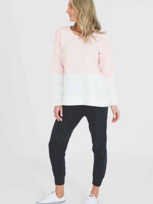 3rd-story-clothing-hailey-sweater-misty-rose-white-1424MRW-expressions-nz