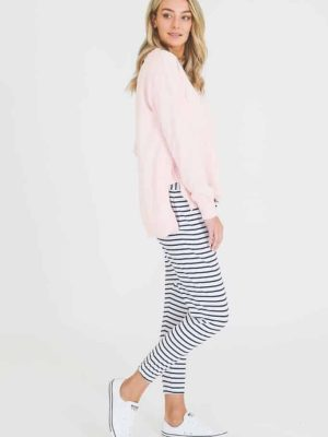 3rd-story-clothing-harmony-sweater-misty-rose-1278MR-expressions-nz-1