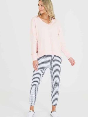 3rd-story-clothing-harmony-sweater-misty-rose-1278MR-expressions-nz