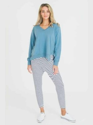 3rd-story-clothing-harmony-sweater-ocean-blue-1278OB-expressions-nz