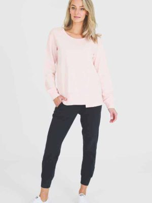 3rd-story-clothing-iris-sweater-misty-rose-1400MR-expressions-nz