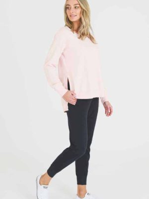3rd-story-clothing-london-sweater-misty-rose-1348MR-expressions-nz-1