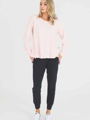 3rd-story-clothing-london-sweater-misty-rose-1348MR-expressions-nz