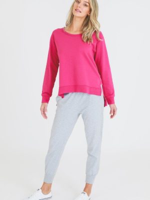 3rd-story-clothing-ulverstone-sweater-magenta-2107m-expressions-nz