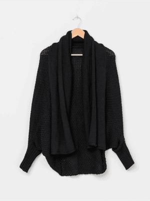 stella-gemma-cardigan-cardy-SGWF2053-black-anais-chunky-expressions