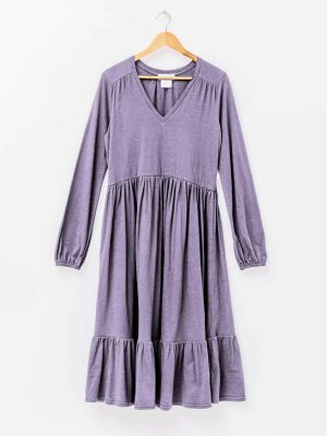 stella-gemma-dress-SGWF2102-tilly-tiered-lavender-long-sleeve-expressions