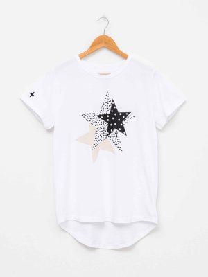 stella-gemma-t-shirt-SGTS3170-black-white-stars-expressions